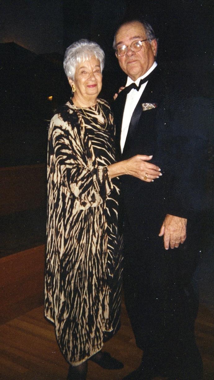 Rhoda & Ed Schall