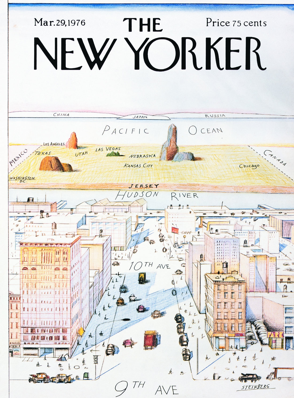 I M In A New Yorker State Of Mind What Gives