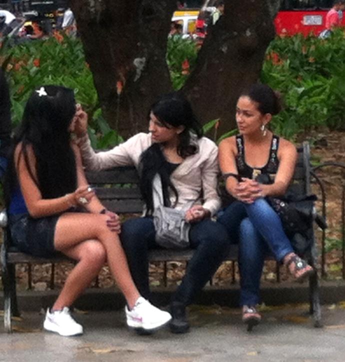 Medellin girls