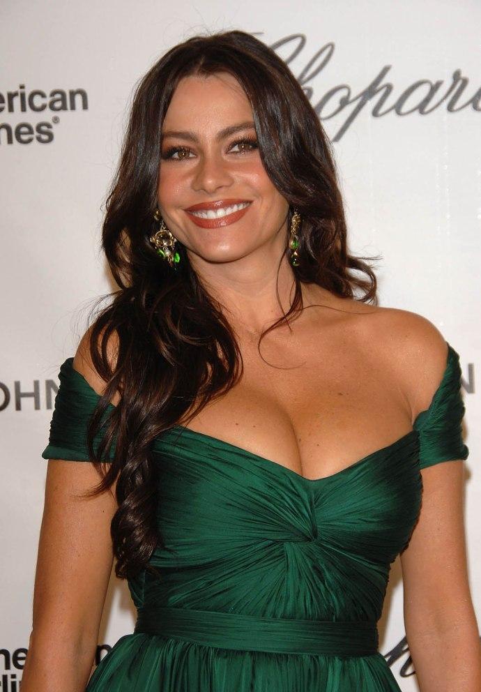 Sofia Vergara - another ordinary Colombia mujer.
