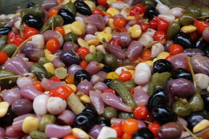 olive mix