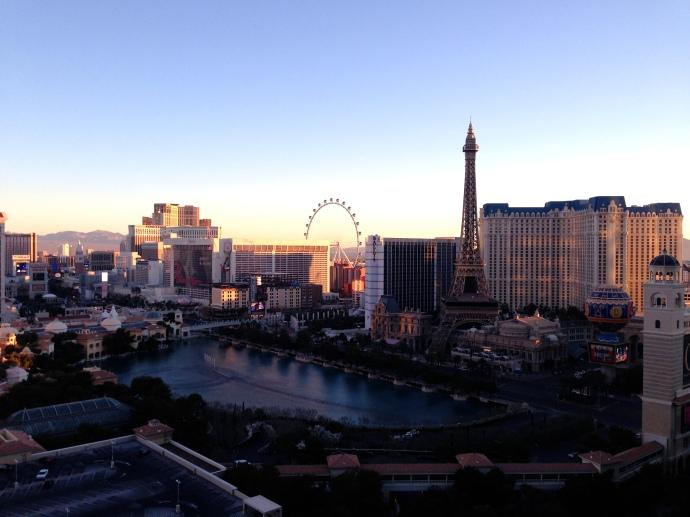 quiet Vegas