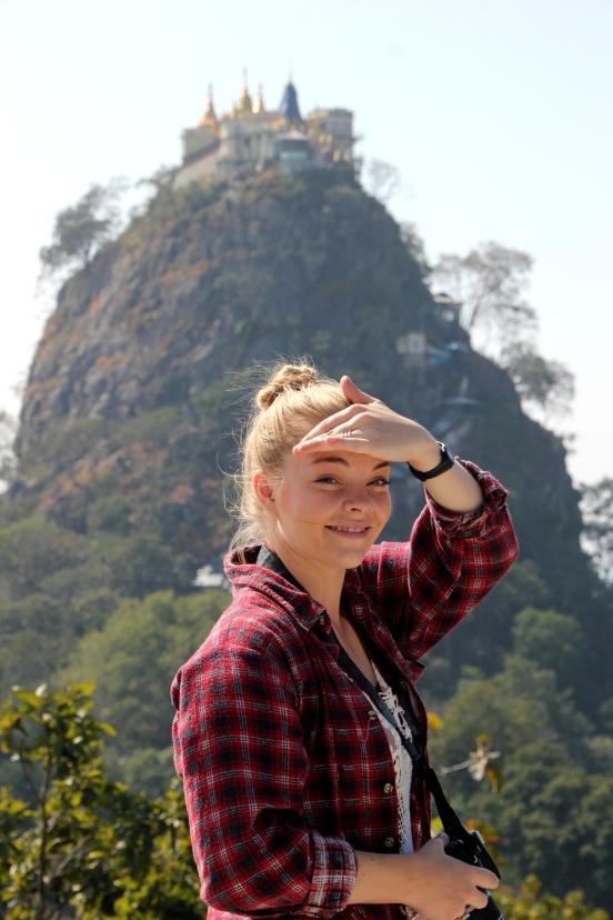 Lulu & Mt. Popa