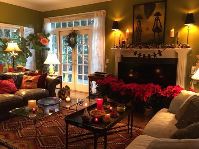 Christmas at Lanier House